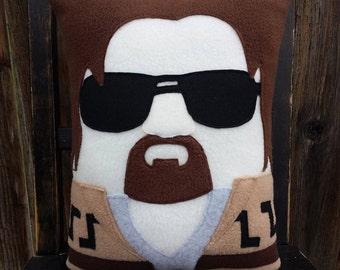 The Dude, Big Lebowski, Pillow, plush, cushion, gift