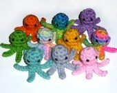 Tiny Squidlets - Choose 10