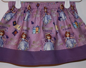 Little Girls Skirt  Size 2 to 7