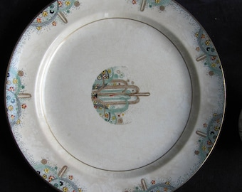 SALE Serving Plate for 1925 World's Fair China