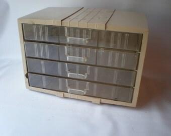 SALE Vintage Great Set of Drawers or Dresser Box