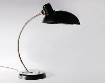 Vintage Industrial Helion Arnstadt Desk Lamp  - Helion Arnstadt 1950s