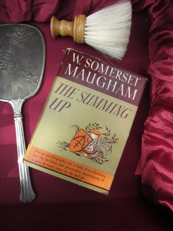the analysis of the escape by w s maugham essay Of human bondage by w somerset maugham  but his affair with her can be  seen as an unconscious attempt to escape an idea and an expectation he finds.