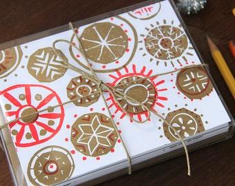 Ornaments / Set of 6