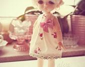 Lati yellow sp. dress - Rose
