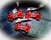 Personalized Dog Ornament - In Memory of Your Pet
