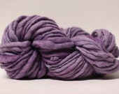 Yarn Thick and Thin Slub TTS Fine Merino 33tts14004 Lilac Storm