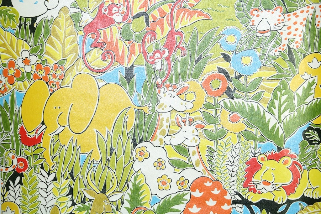 1970s vintage wallpaper retro - photo #14