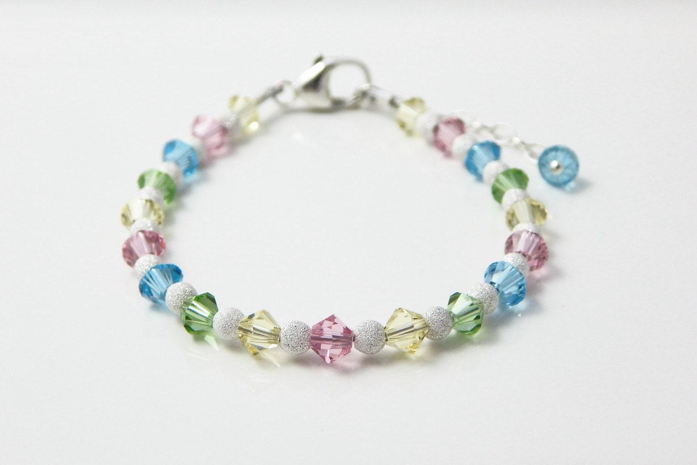 baby bracelet baby jewelry baby by mommyandmejewelryllc