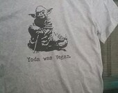 Yoda Was Vegan  T-shirt - Unisex - Star Wars