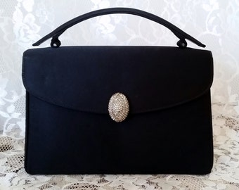Vintage Morris Moskowitz Evening Purse Handbag 1950's 1960's
