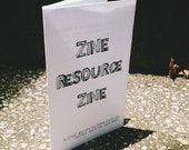 Zine Resource Zine