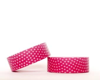Small Pink Dots Washi Tape