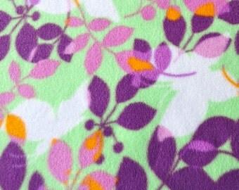PacknPlay Fleece Sheet Fitted PlayYard Sheets Handmade Fleece Bedding for Babies Shower Gift