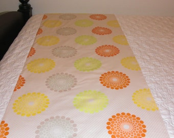 Swirls Bed Scarf