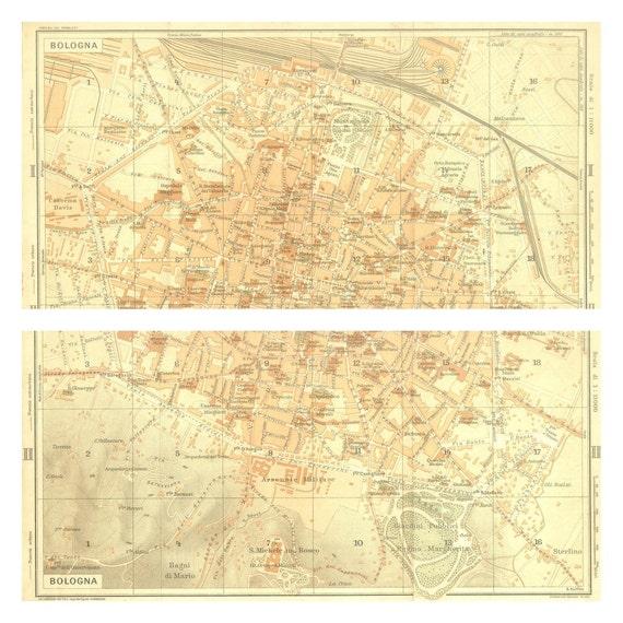 fintyre bologna map - photo#2