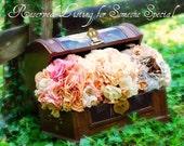 Bridal Bouquet DEPOSIT: Ivory, Champagne Tones