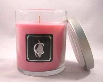 AMARETTO KISS - Cherry Almond candles, 8 oz, optional gift box