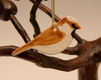 Ceramic Sparrow ornament...
