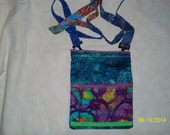 Ty-Dye w/ Fireworks Zippered Pouch