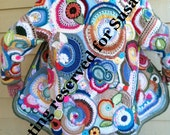 Listing RESERVED for Susan  (Women's jacket (free-form style). Size M+)