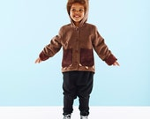Bear Costume Childrens coat jacket