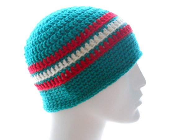 Crochet Beanie Pattern J Hook : CROCHET PATTERN: Show Your Love Slouchy and Beanie Hat Pattern