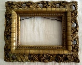 19th Century Giltwood Picture Frame