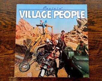 "Village People ""Cruisin'"" LP | Wall Decoration"