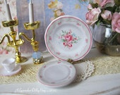 Sophie Plate for Dollhouse