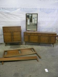 Popular items for bassett dresser on etsy - Bassett bedroom furniture 1970 s ...
