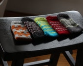 Hand-Knit Fair Isle iPhone Sweaters
