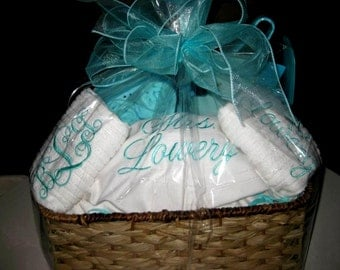 Custom Gift Basket College Care Package For Boys