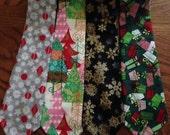 Men's Christmas Tie