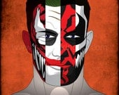 Faces of a Prince - Prince Devitt - Art Print