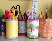 Fun Pencil/Pen Holders- Custom listing for Carole