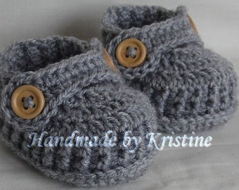 baby shoes boots baby boy shoes crochet shoes crochet booties infant boy knitted baby booties crochet baby CHOOSE YOUR COLOUR