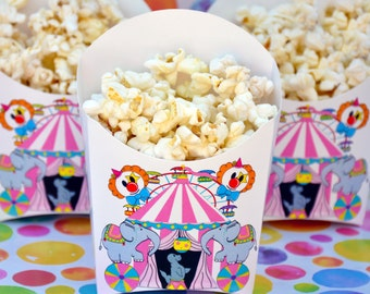 Circus Party Favors - Birthday Party Favor - GLAMOROUS SWEET EVENTS