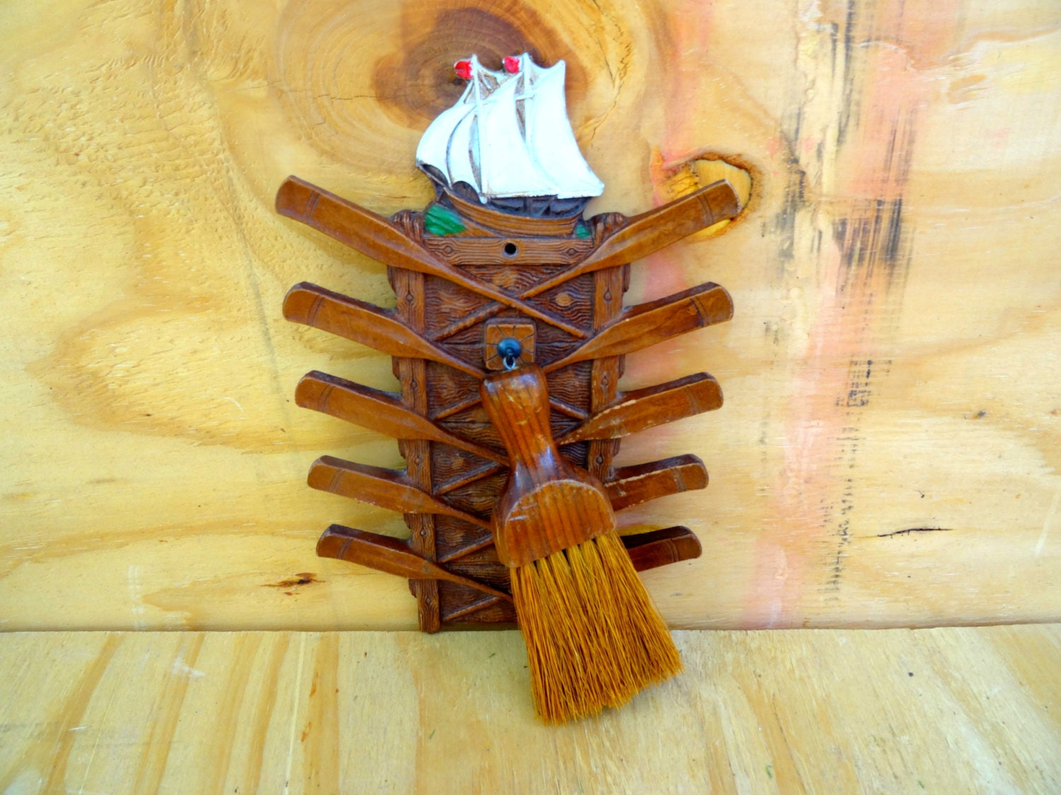 Vintage Brush Vintage Wisk Home Decor Male Accessory