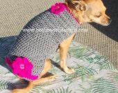 Rosie's Basic Dog Dog Sweater - Small Dog Sweater 2-15 lb dogs