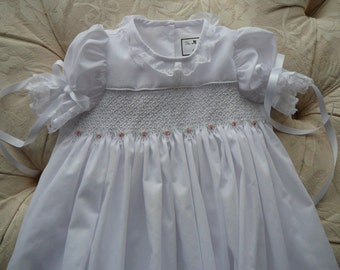 The.....Eternal Love Christening Gown  W/Bonnet.......By The My Collection 2