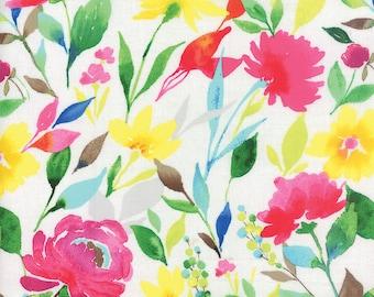 Moda - Fleurologie - Floral Watercolor Blossom