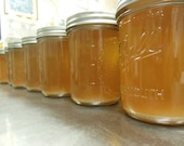 FIERY wellness tonic PINTS apple cider vinegar steeped 6 weeks with power plants #theproductformallyknownasfirecider