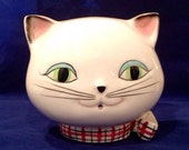 Holt Howard Cozy Kitty String Twine Holder