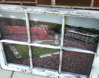 Florida State University Stadium Window
