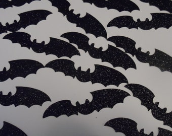 20 black bats great for halloween