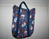 Thomas Train printed Insulated Lunch Bag  (Item 228 s)