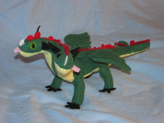 Small 2 headed Dragon