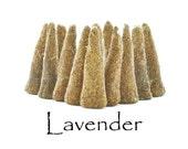 Lavender Artisan Hand Made Incense Cones