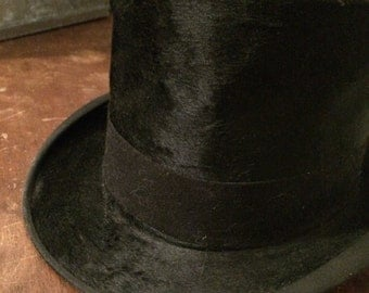 Knox Victorian Top Hat